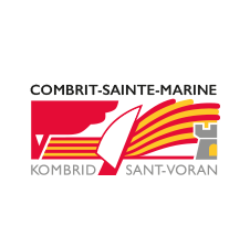 Logo de la commune de Combrit Sainte-Marine