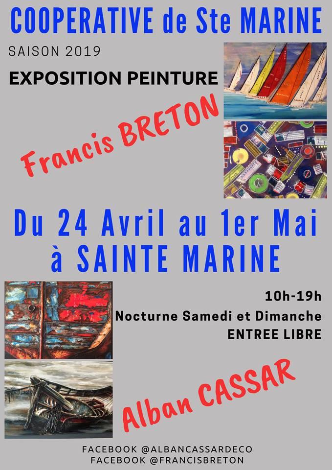"""Exposition """"Collectif d'artistes"""""""