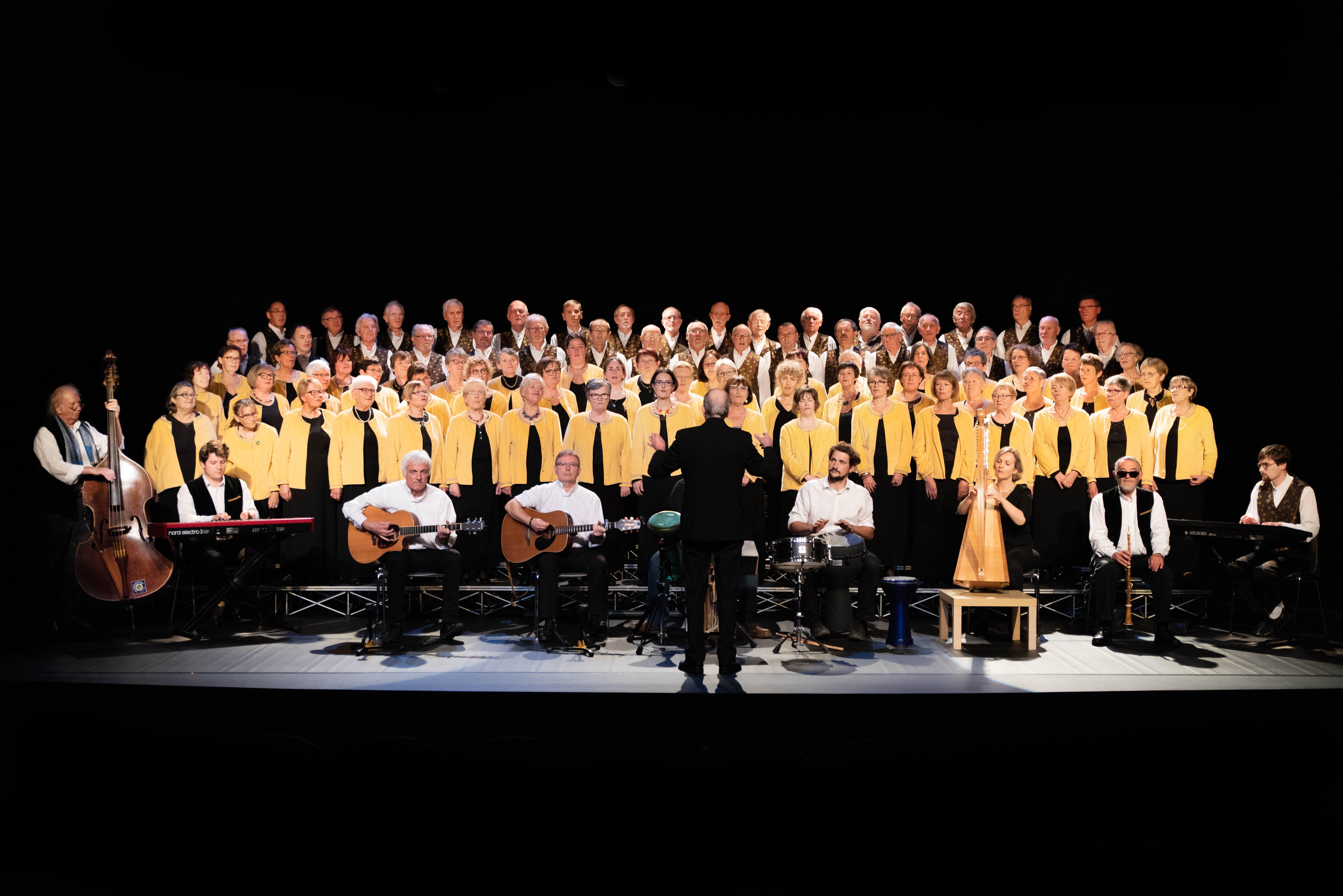 Concert de l'Ensemble Choral du Bout du Monde