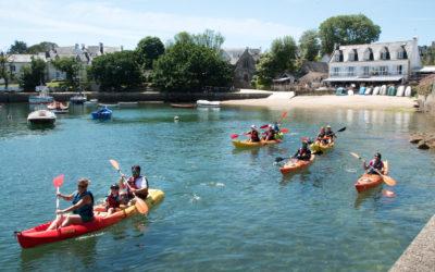 balade kayak.centre nautique sainte marine (1)