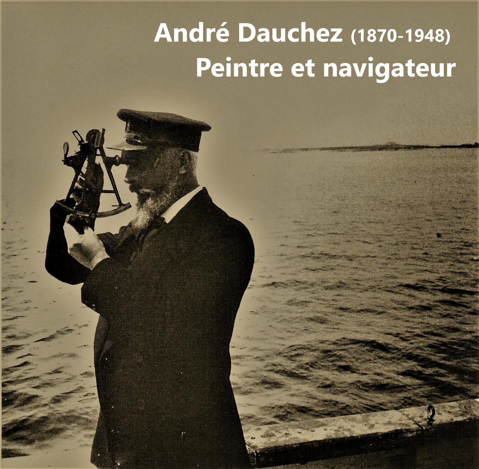 Conférence : André Dauchez, peintre et navigateur